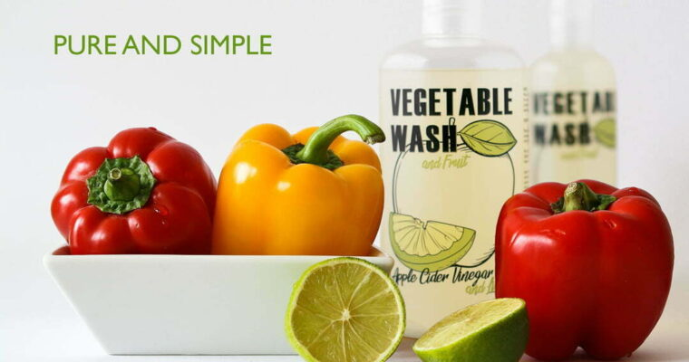 Vegetable Wash and Fruit