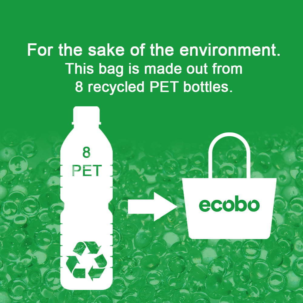 Ecobo Bags Recycled PET