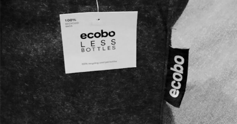 ECOBO 100% RECYCLE BAGS