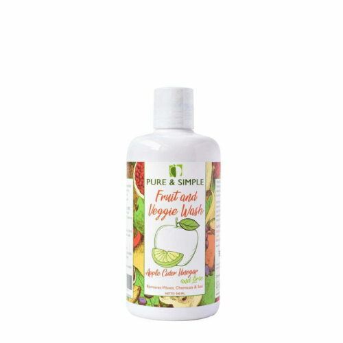 Veggie Wash pure and simple 500ml