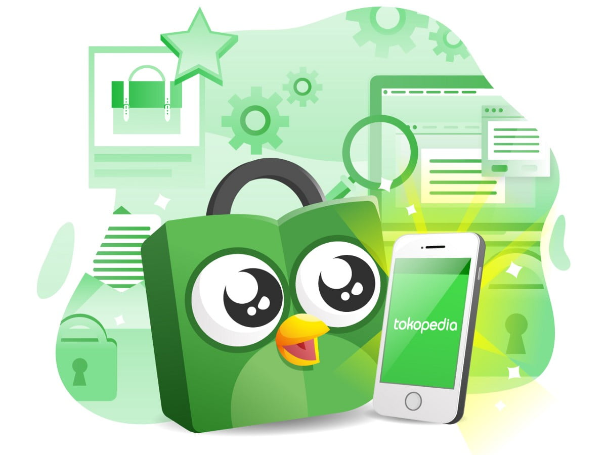 Tokopedia Pure and Simple